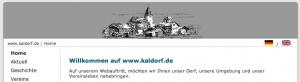 www.kaldorf.de